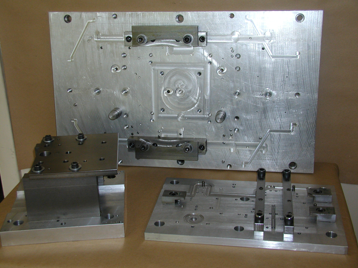 tooling fixturing machine shop